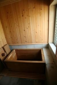椚石浴室檜コラボ