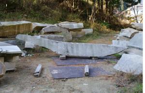 原石屋形船