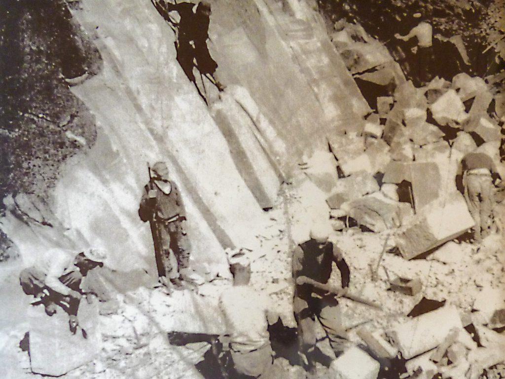 石工職人たち